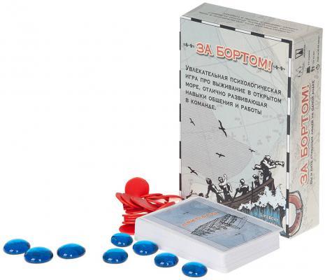 Настольная игра Magellan семейная За бортом (Life boat) MAG00012 magellan magellan настольная игра ответь за 5 секунд