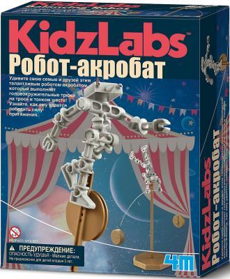 Игровой набор 4M Робот акробат 00-03364 4m набор авиатор 4м