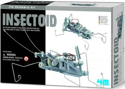 Игровой набор 4M Робот инсектоид 00-03367 цена