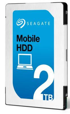 """Жесткий диск для ноутбука 2.5"""" 2Tb 5400rpm 128Mb cache Seagate SATAIII ST2000LM007"""