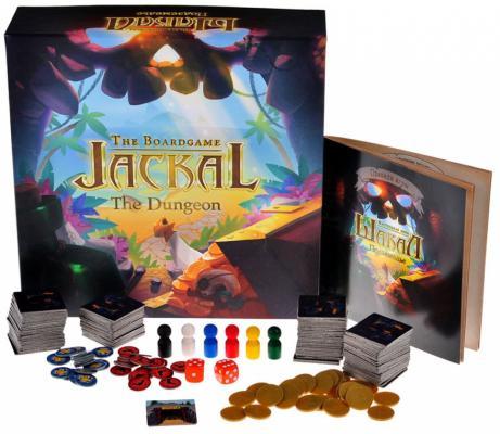 Настольная игра Magellan стратегическая Шакал. Подземелье MAG02530