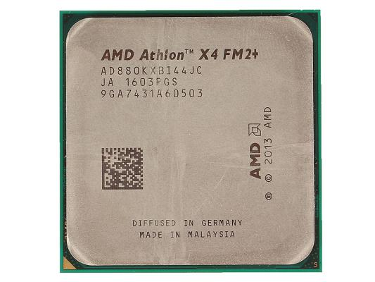 Процессор AMD Athlon X4 880K 4.0GHz AD880KXBI44JC Socket FM2+ OEM процессор amd a4 5300 ad5300oka23hj socket fm2 oem