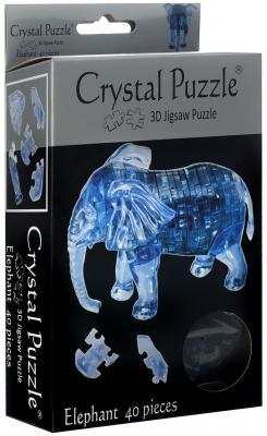 Головоломка CRYSTAL PUZZLE Слон старше 10 лет 90135
