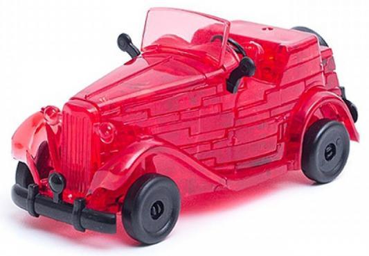 Головоломка CRYSTAL PUZZLE Автомобиль красный старше 10 лет 90331