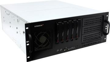 Корпус 4U Supermicro CSE-842TQ-865B 865 Вт чёрный