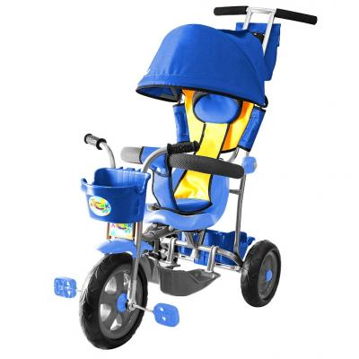 Велосипед RT Galaxy Лучик с капюшоном синий с капюшоном и ручкой Л001 rt велосипед двухколесный ba hot rod 12