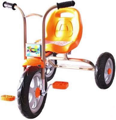 Велосипед Rich Toys Galaxy Лучик оранжевый 5392/Л004