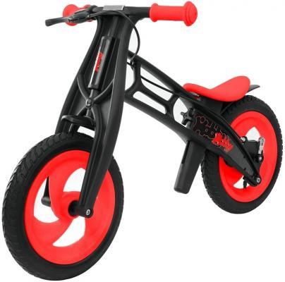 Велобалансир Hobby Bike FLY В черная оса Plastic red/black В-шины волна hobby bike rt fly а