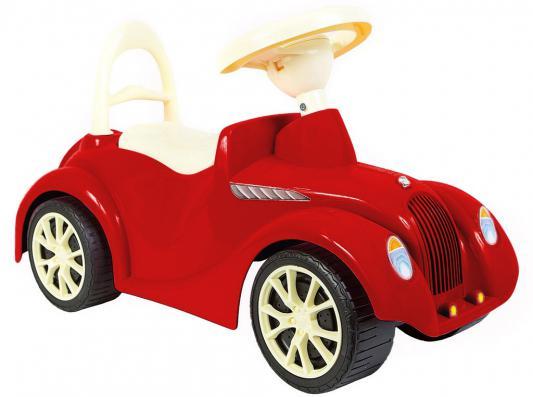 Каталка-машинка Rich Toys Ретро бордовый от 10 месяцев пластик 5465/ОР900