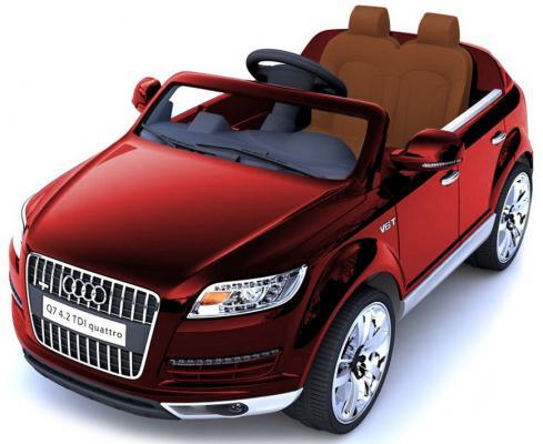 HLQ7 Электромобиль AUDI Q7 12V красный  5455