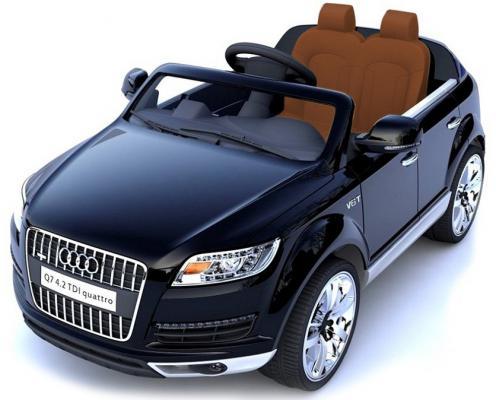 HLQ7 Электромобиль AUDI Q7 12V черный  5454