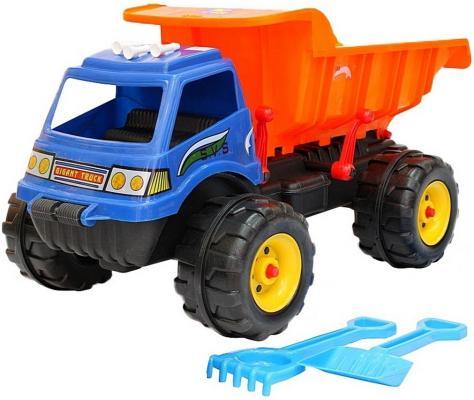 Машина RT Гигант МАХ (лопата, грабли) синий 92 см оранжевый 08-802 вспышка для фотокамеры 2xyongnuo yn600ex rt yn e3 rt speedlite canon rt st e3 rt 600ex rt 2xyn600ex rt yn e3 rt