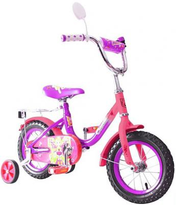 Велосипед Rich Toys BA Camilla фиолетовый 5405/KG1217