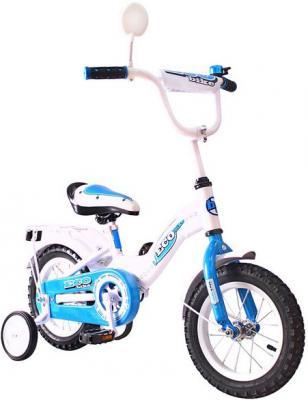 цена на Велосипед Rich Toys Aluminium BA Ecobike голубой 5412/KG1221
