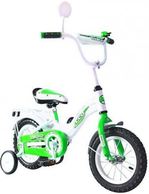 Велосипед Rich Toys Aluminium BA Ecobike зеленый 5411/KG1221