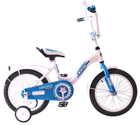 Велосипед Rich Toys Aluminium BA Ecobike голубой 5414/KG1421