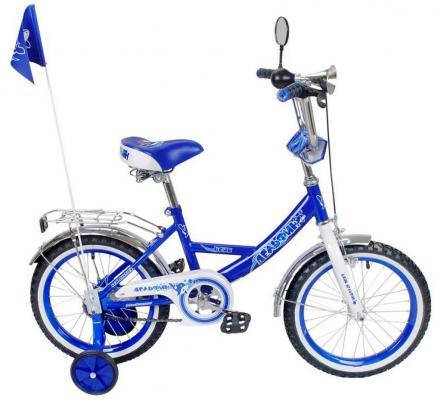 """Велосипед R-Toys Дельфин KG1605 16"""" синий"""