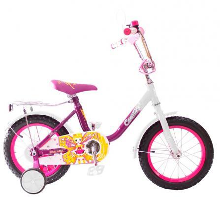 "Велосипед Rich Toys BA Camilla 16"" 1s розовый KG1617"