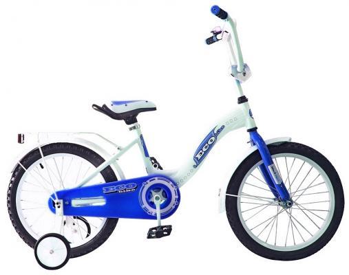Велосипед Rich Toys Aluminium BA Ecobike голубой 5415/KG1621 велосипед двухколёсный rich toys ba camilla 14 1s розовый kg1417