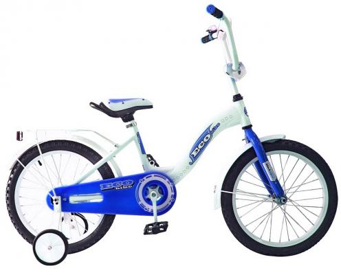 Велосипед Rich Toys Aluminium BA Ecobike голубой 5417/KG1821