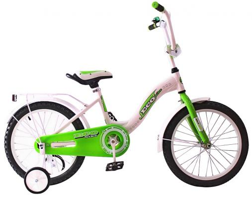 Велосипед Rich Toys Aluminium BA Ecobike зеленый 5418/KG1821