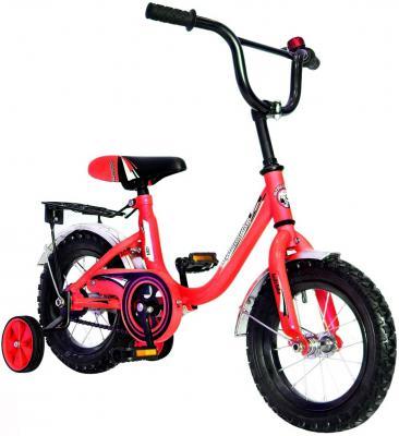 Велосипед Rich Toys Мультяшка 1204 красный 5451/XB1204
