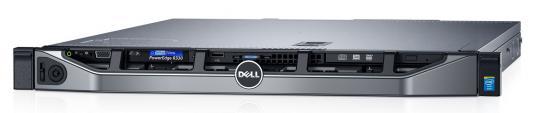 Сервер Dell PowerEdge R230 210-AEXB-3
