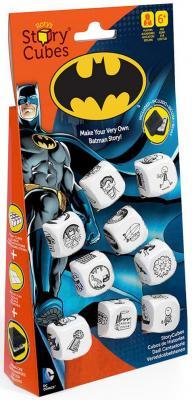 Настольная игра Rorys Story Cubes семейная Кубики Историй: Бэтмен RSC104