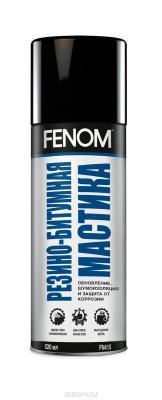Резино-битумная мастика Fenom FN 415 мастика битумная motip 500мл