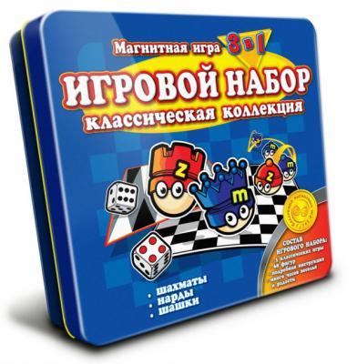 Магнитная игра MACK ZACK шахматы Классическая коллекция mack and zack остров сокровищ