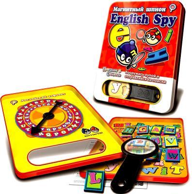 Магнитная игра Mack & Zack развивающая SP_ABC English Spy 4897030664113
