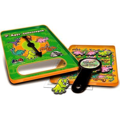 Напольная игра Mack & Zack развивающая SP_DIN Динозавры 4897030664120
