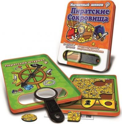 Магнитная игра Mack & Zack развивающая SP_TRE Пиратские Сокровища 4897030664168