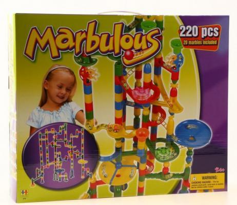 Конструктор TOTOTOYS Крутые виражи: Marbulous 220 элементов 270