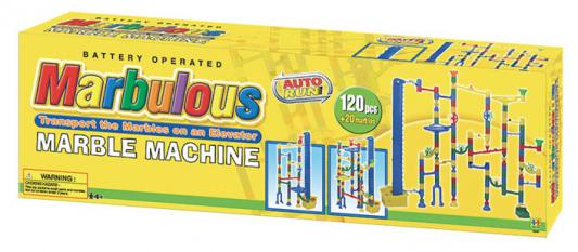 Конструктор TOTOTOYS Marbulous Marble Machine 120 элементов 850N