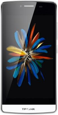 "Смартфон Neffos C5 белый 5"" 16 Гб LTE Wi-Fi GPS TP701A14RU +TL-PB2600"