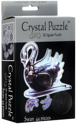 Головоломка CRYSTAL PUZZLE Лебедь черный старше 10 лет 90011
