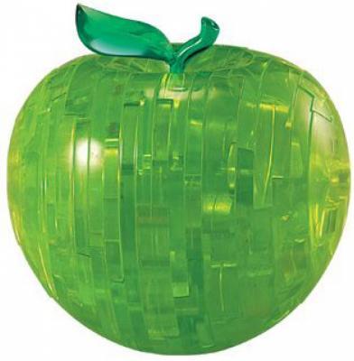 Головоломка CRYSTAL PUZZLE Яблоко зеленое от 7 лет 90015
