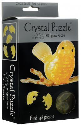 Головоломка CRYSTAL PUZZLE Птичка старше 10 лет 90125