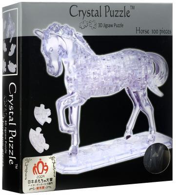 Головоломка CRYSTAL PUZZLE Лошадь неоновая старше 10 лет 91001