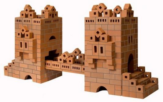 Конструктор Brickmaster Мост 450 элементов 105