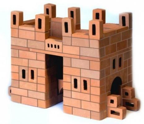 Конструктор Brickmaster Арка 163 элемента 204