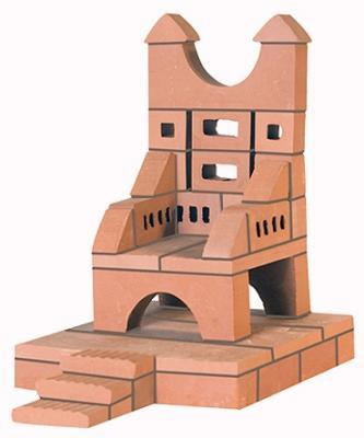 Конструктор Brickmaster Трон 39 элементов 602