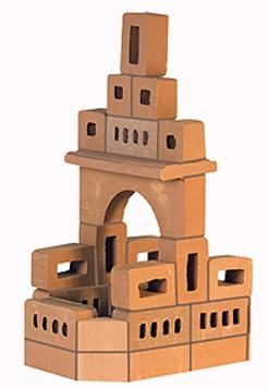 Конструктор Brickmaster Родник 35 элементов 603