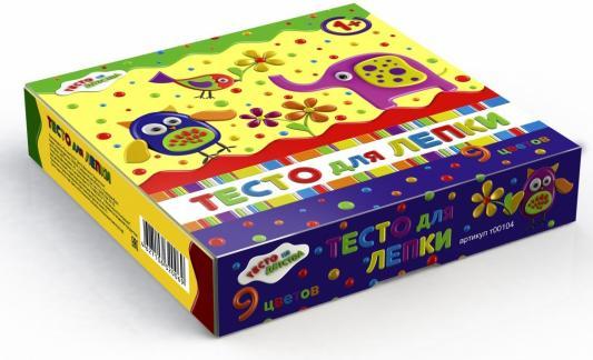 Набор для творчества 4m Тесто из детства 9 цветов от 1 года т00104