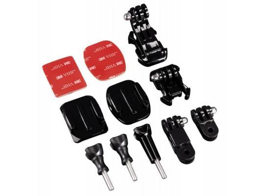 Набор Hama H-4397 для GoPro пластик черный hama 39796
