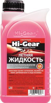 Жидкость для стеклоомывателя Hi Gear HG 5647 салфетки hi gear hg 5585
