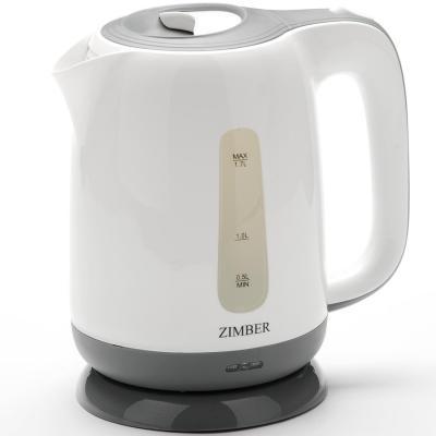 Чайник Zimber ZM-11073 2200 Вт серый 1.7 л пластик