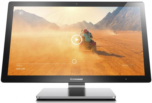 "Моноблок 23"" Lenovo A540 1920 x 1080 Touch screen Intel Core i5-5257U 8Gb 1Tb + 8 SSD Nvidia GeForce GT 940A 2048 Мб Windows 10 серебристый F0AN004YRK"