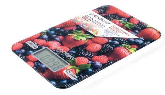Весы кухонные ENDEVER KS-528 рисунок
